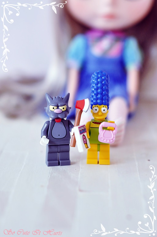 b8d843ee6e I also treated myself to one gift in the form of a couple of adorable Lego  minifigures - The Simpsons Series. I am in LOVE and i hope to get a few ...